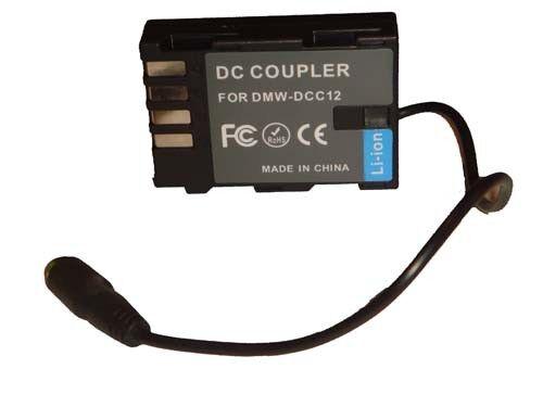 Bateria-repuesto//licencioso para Panasonic dmw-dcc12 dmw-dcc12e