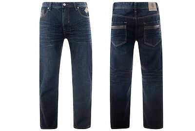 LONG REG NEW MENS KAM RONEN RELAXED FIT JEANS COMFORT FIT 40-60 SHORT