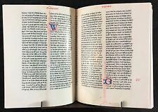 Wycliffe Bible, New Testament 1382, Facsimile