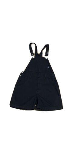 GUESS Denim Shortalls Vintage USA Overalls Shorts