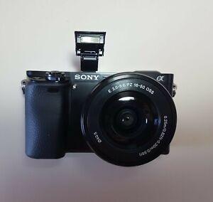 Fotocamera Sony Alpha 6000L Mirrorless + 16-50mm + MOLTI ALTRI ACCESSORI
