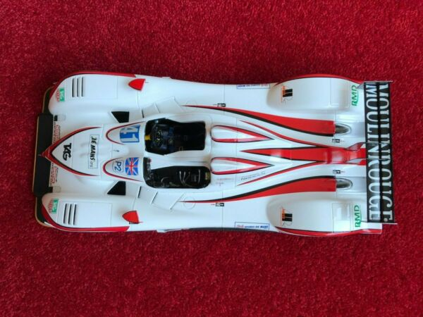 18s064 Zytek Nissan Greaves Motorsport No.41 Le Mans 2011 Vainqueur Lmp2 - 1/18th