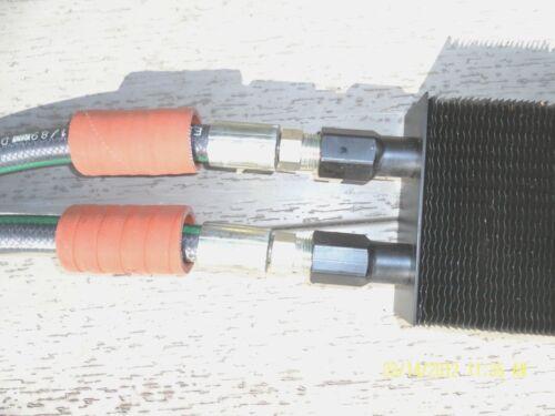 Hayden 17536-6 engine  Transmission OIL COOLER KIT WITH HOSES MEP-016B  NEW