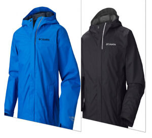 d6a77b04a094 NEW COLUMBIA BOYS  WATERTIGHT RAIN JACKET