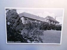 Ansichtskarte Ordensburg Lochstädt 1936