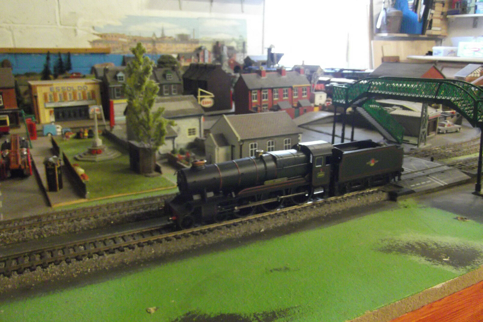 HORNBY  County classe  County of Monmouth