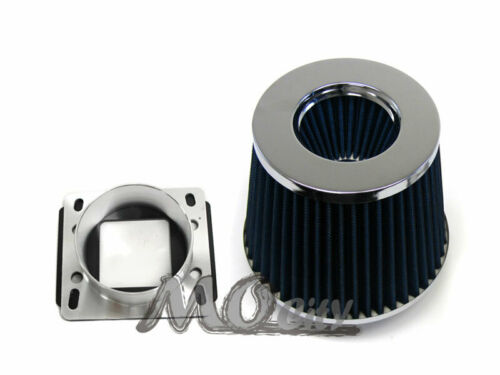 Air Intake MAF Sensor Adapter Filter Kit for Mazda 90-93 Miata MX5 MX-5 91 92
