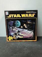 2005 Star Wars Space Battle 100pc Mb Puzzle For Sale Online Ebay