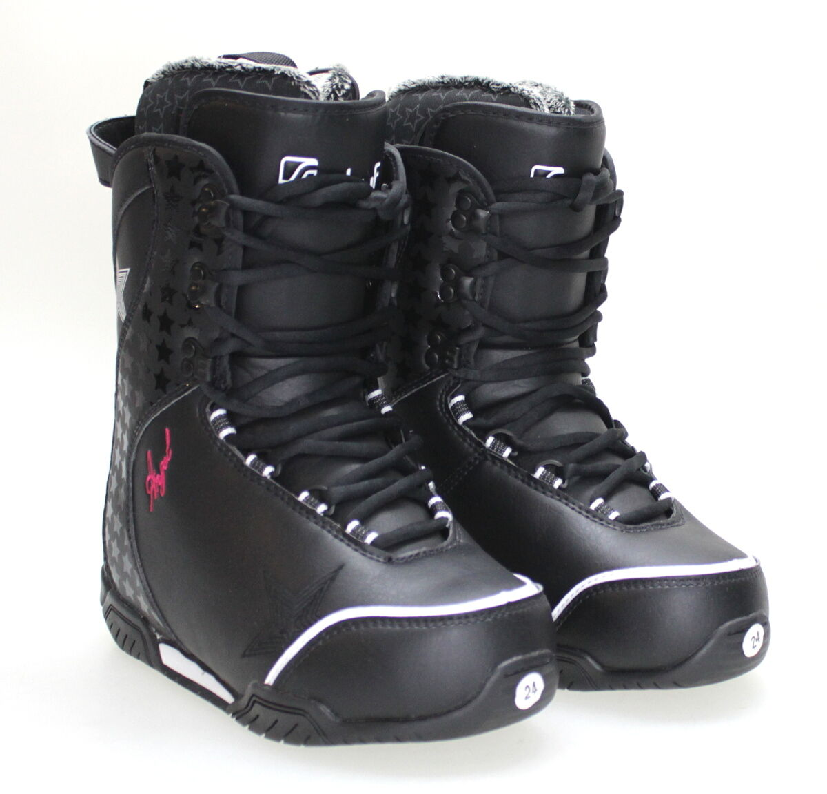 Stuf Angel Soft Boot 40EUR MO 26.0 Snowboard shoes shoes Snowboard Boat S-N