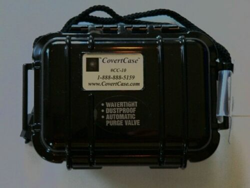 TRACKER COVERTCASE CC-10 GPS TRACKING DEVICE MAGNETIC WATERPROOF CASE