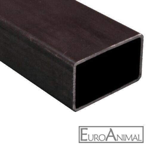 500mm bis 3x2000mm Stahlrohr Vierkant Rohr Rechteckrohr Stahl 45x25x2  Länge