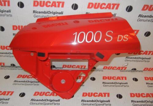 2003-2009 Ducati Multistrada MTS 1000S DS left upper fairing panel RED 48031711A