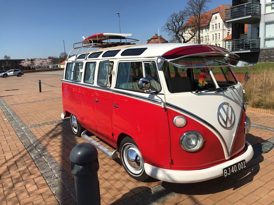 VW T1, Benzin, 1970