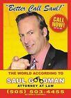 Better Call Saul: The World According to Saul Goodman by David Stubbs (Hardback, 2015)
