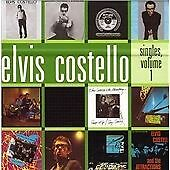 Elvis Costello - Singles, Vol. 1 (2003) Brand New & Sealed