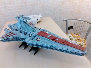 Venator-class Star Destroyer LEGO Star Wars MOC UCS -  (only instructions)