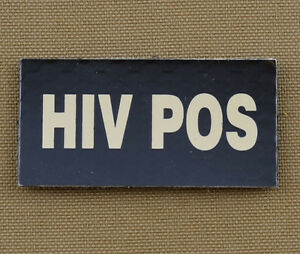 Ir-Infrared-Reflective-Patch-de-Nvg-034-Hiv-pos-034-With-Velcro-Brand-Gancho