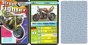 2019 Nouveau Style Quatuor Street Fighter V. Ravensburger V. 2005-afficher Le Titre D'origine
