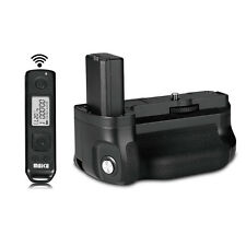 Meike MK-A6500 Pro Wireless Remote control Battery Grip for Sony NEX E A6500