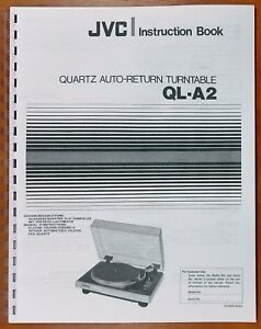 jvc qlf4 manual