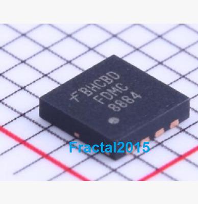 1X FDMC8884 FDMC 8884 QFN MOSFET