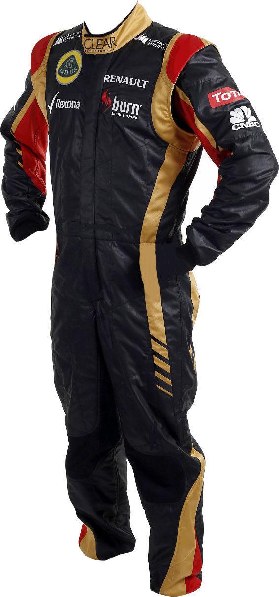 Lotus Go Kart Race Suit CIK FIA Level 2   discount low price