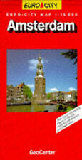 Amsterdam (Euro City Map), Collectif, 3575113335, Very Good Book