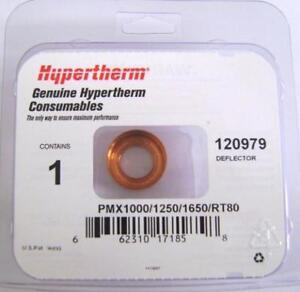 Hypertherm Genuine Powermax 1000//1250//1650 Ohmic Shield Cap 220061