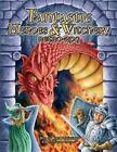Fantastic Heroes & WITCHERY by Mr Dominique Crouzet 9781499155488