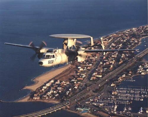 E-2 HAWKEYE SUPER FUDD LAPEL HAT PIN LOGO US NAVY VETERAN PILOT CREW USS ASW