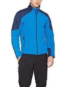 Schoffel Monaco Zip-in Men's Altai Fleece Jacket Uk 44 Bleu X Large-afficher Le Titre D'origine