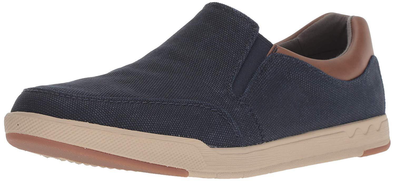 Clarks Mens Step Isle Slip shoes 080US- Pick SZ color.