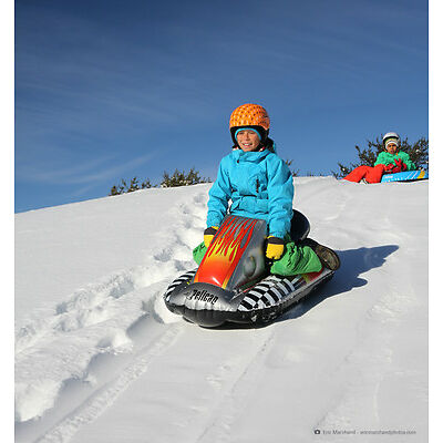 Pelican Sports Race Rocket Snow Tube Sled Inflatable NEW LOW PRICE