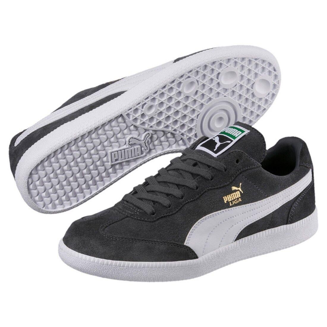 Puma camoscio liga camoscio Puma 366623 retrò unisex scarpe scarpe ikoneiron gate grey 8f8654