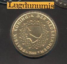 Pays Bas 2008 - 50 Centimes D'Euro  FDC provenant coffret 40000 exemplaires