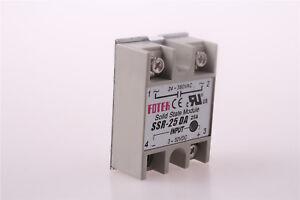 Solid-State-Relay-SSR-25DA-24-380VAC-3-32VDC-Amp-Model-DC-Input-AC-Output-UK