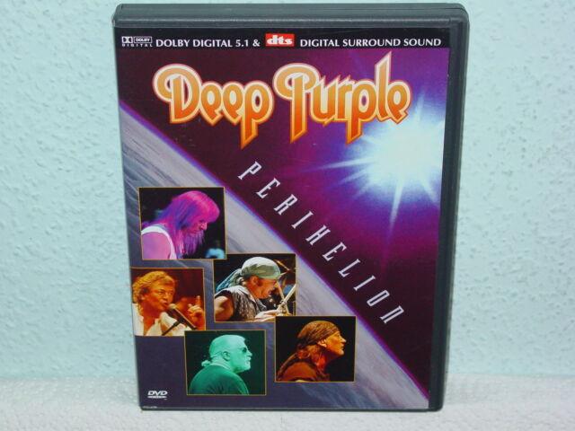 "*****DVD-DEEP PURPLE""PERIHELION""-2002 Thames Records*****"