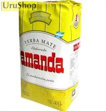 Y78 Yerba Mate Amanda Limon (Limón) 500g Con Tallos