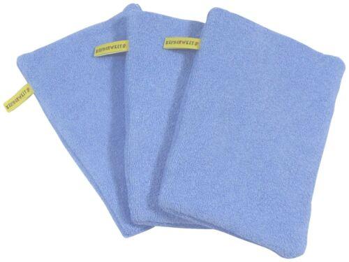 1 x Baby  Kinder Waschhandschuh Waschlappen Badelappen