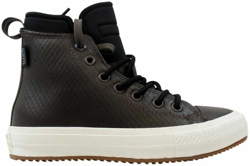 Converse Chuck Taylor All Star II 2 Boot Hi Chocolate Black 153573C Men's SZ 4
