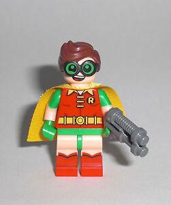 LEGO-Batman-Movie-Robin-Figur-Minifig-Super-Heroes-Batmobil-70916-70917