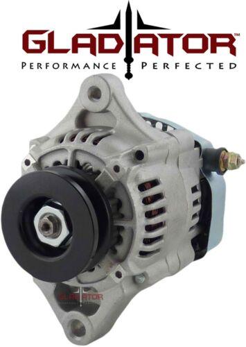 New Alternator 100211-1680 15881-64200 27060-87201 Kubota 1 yr warranty 12189