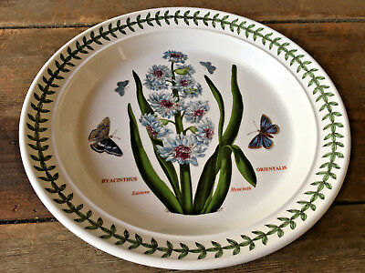Portmeirion BOTANIC GARDEN Eastern Hyacinth Salad Plate S10088941G2