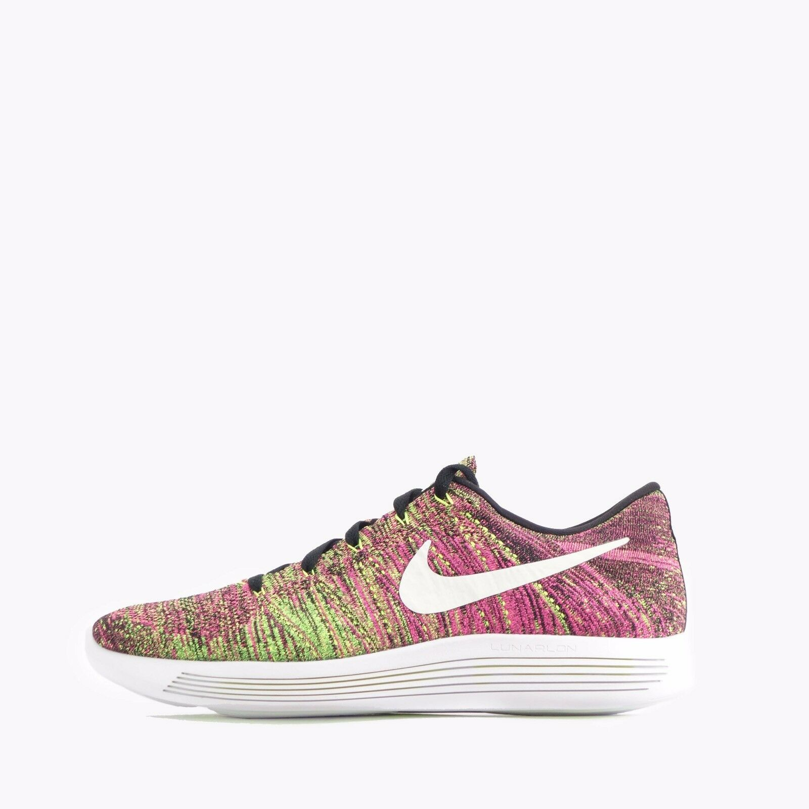 Nike LunarEpic Low Flyknit OC Men's Running Shoes Multicolor/White