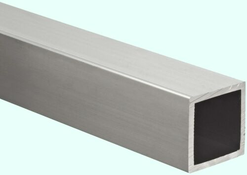 "x 3//4/"" O.D Aluminum Hollow Square Tube 1//2/"" I.D x 72/"" Long  1//8/"" Wall"