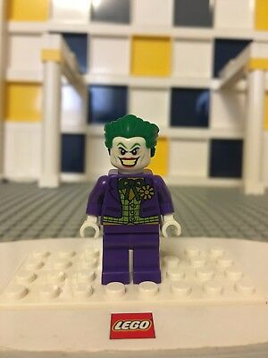 LEGO JOKER /& HENCHMAN Minifigures Genuine Batman and Joker Series #6863 #6857 A2