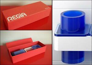 Regia Mobili Da Bagno.Regia Ruben Design Bruna Rapisarda Mensola Bicchiere Accessori