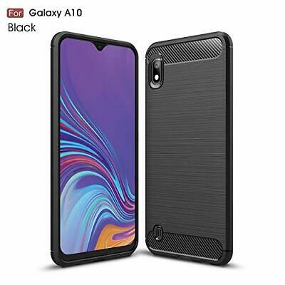 Considerate For Samsung Galaxy A10 Case Carbon Slim Gel Fibre Cover Soft Silicone Cell Phones & Accessories Cell Phone Accessories