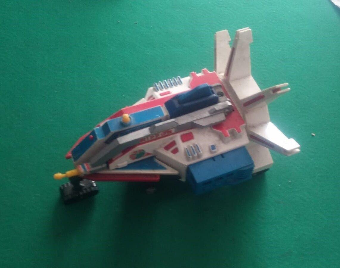 ASTRONAVE POPY - ROBOT - VINTAGE TOYS