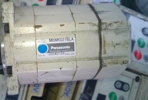 PANASONIC SERVO MOTOR MBMK021BLA 90 DAYS WARRANTY SHIP VIA DHL